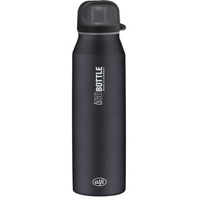 alfi IsoBottle Trinkflasche 500ml schwarz
